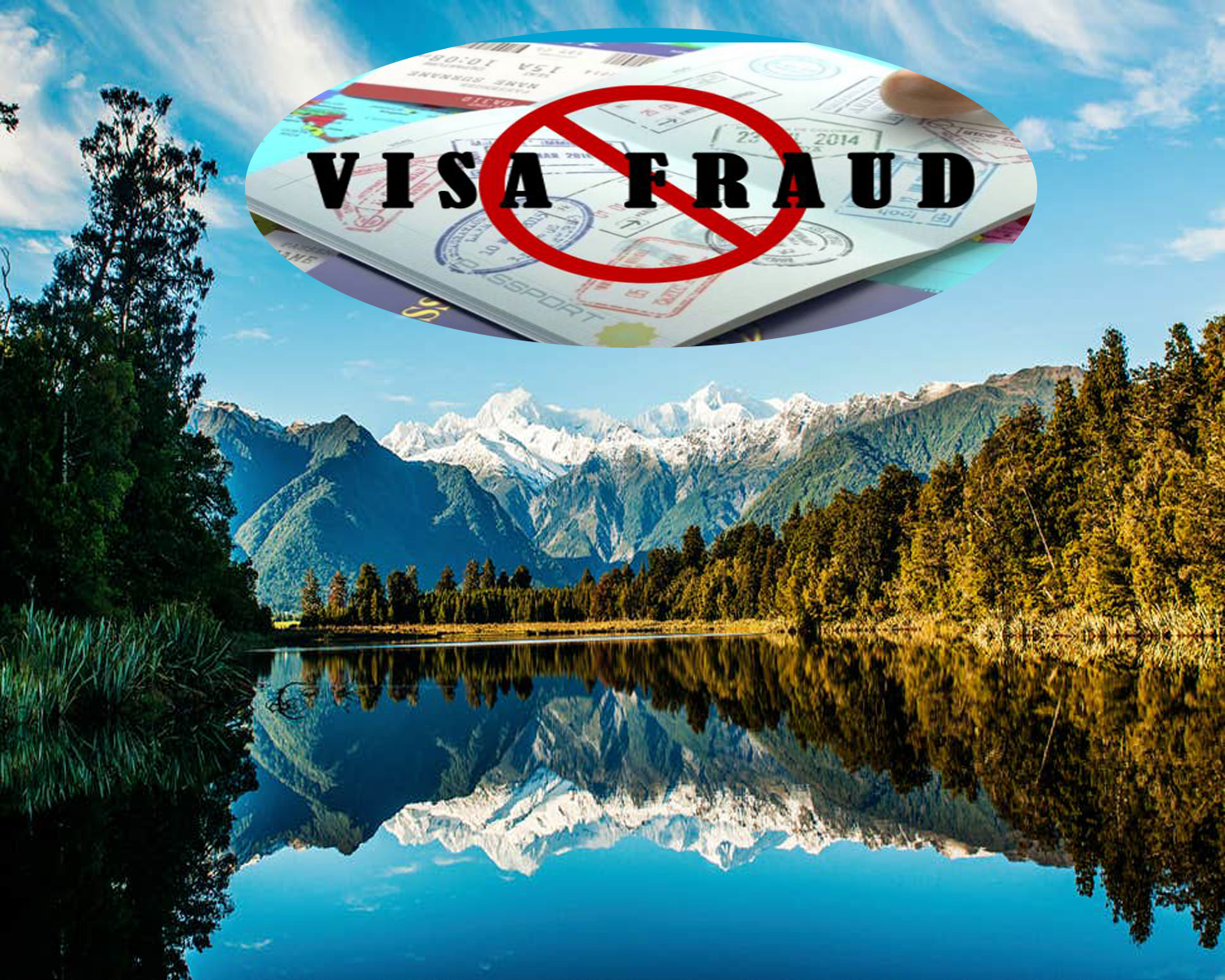 New Zealand Sees Growth in eVisa Frauds