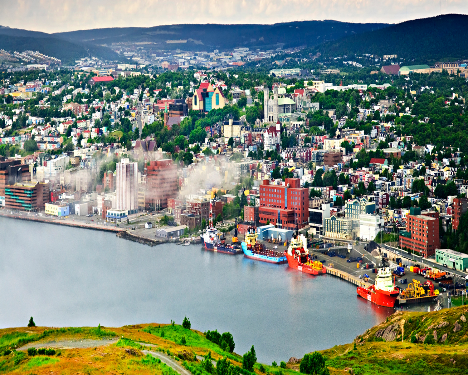 saint john-The Best Places to Visit When in Canada