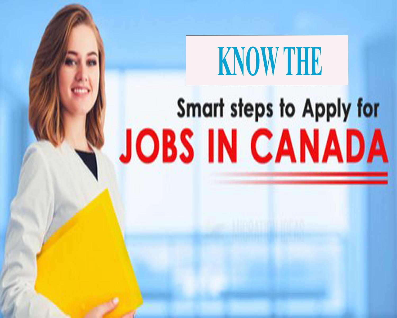 Getting a Job in Canada