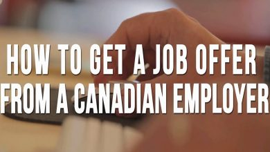 Getting a Job in Canada