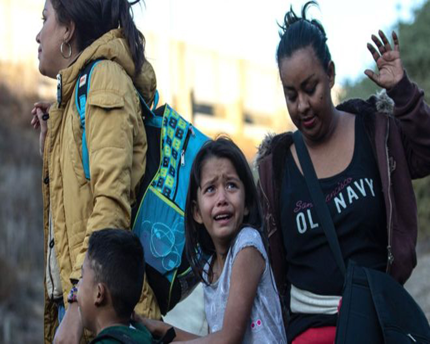 worsened conditions at detention centers
