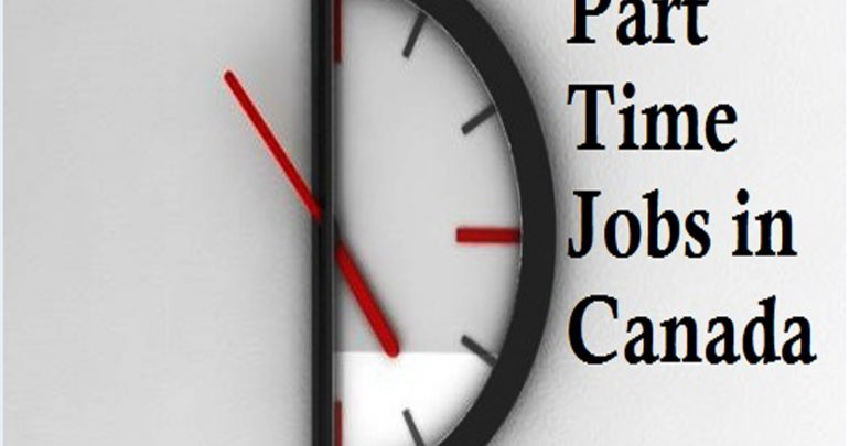 part time jobs in canada