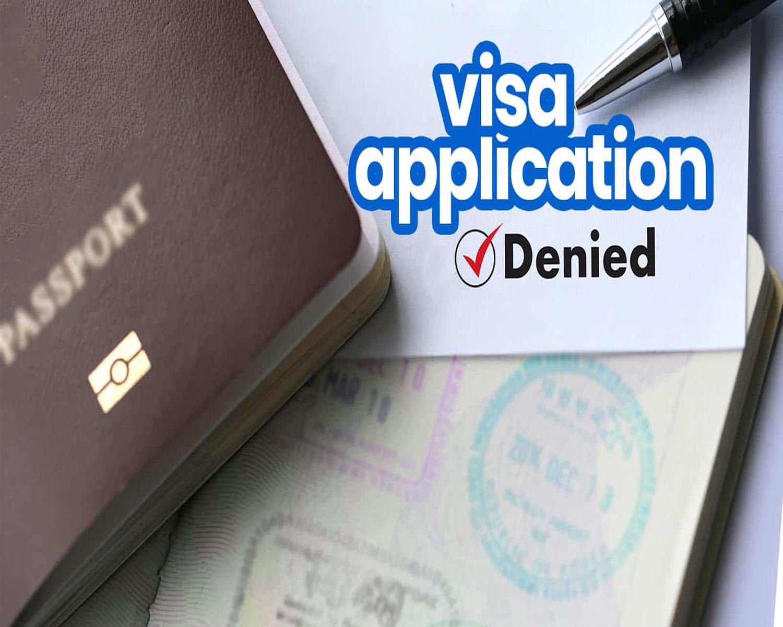rejection of F1 Visa