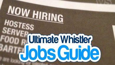 whistler Canada job guide