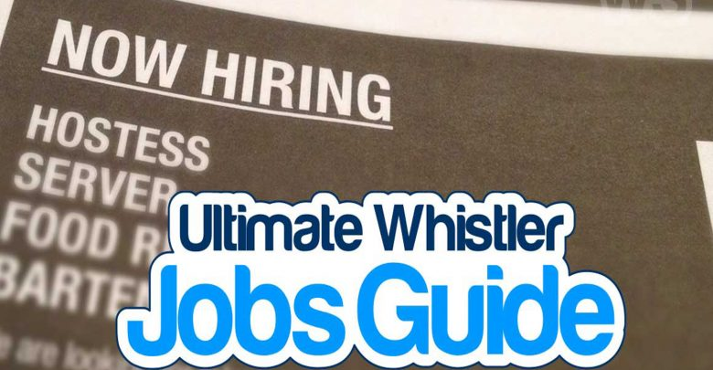 whistler Canada job guide