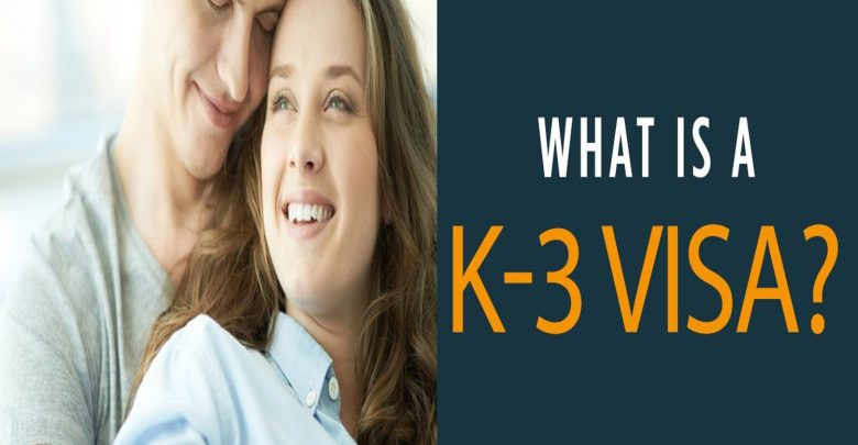 Process of Applying for a K-3 Visa