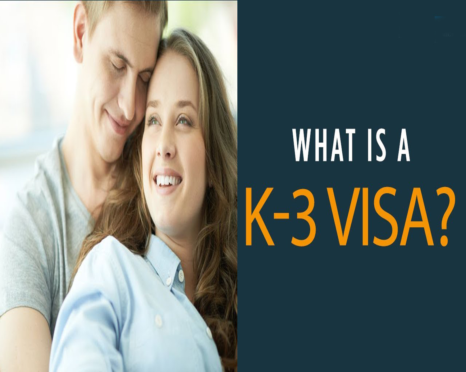 Process of Applying for a K-3 Visa