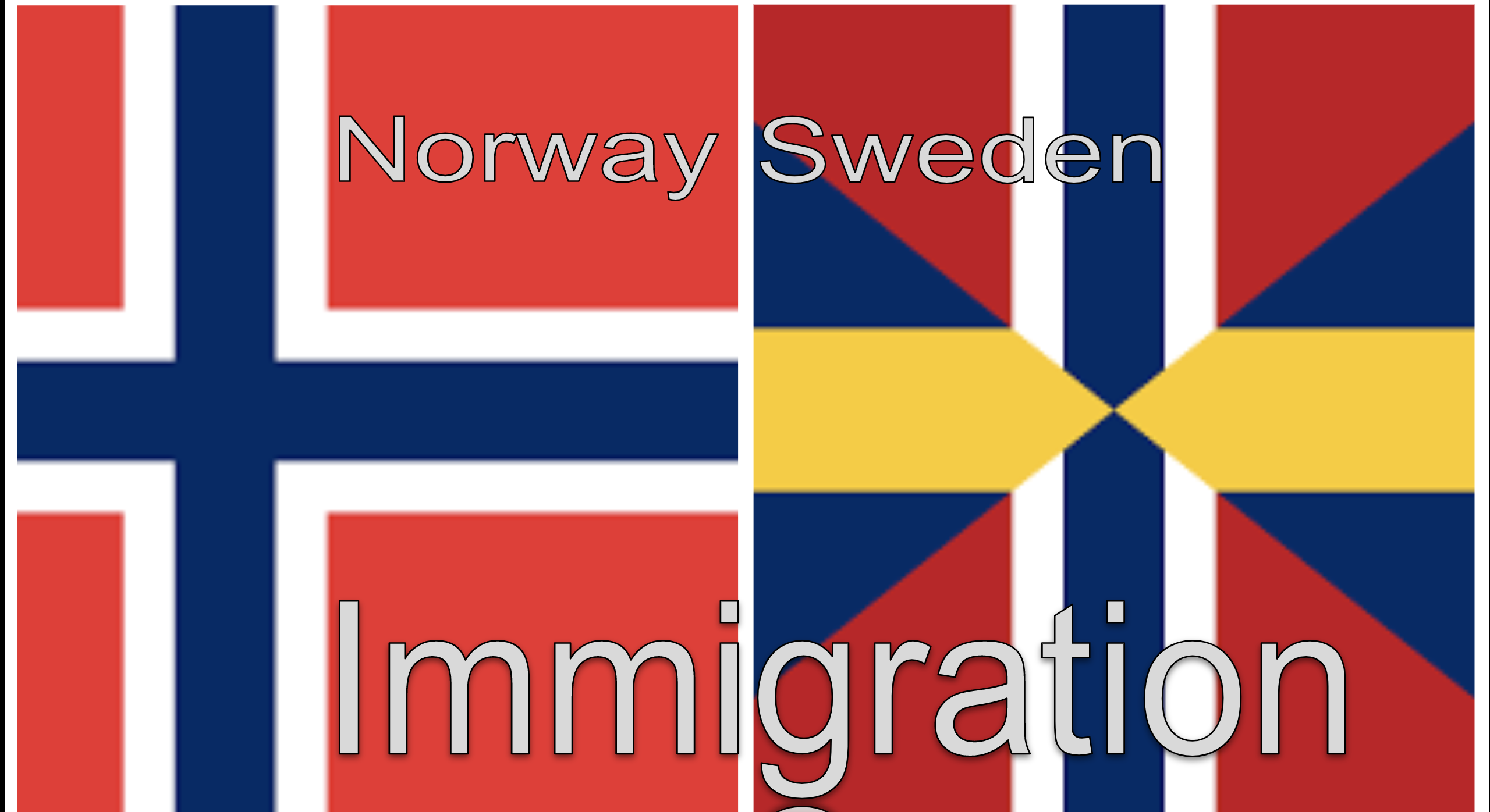 Norway Sweden