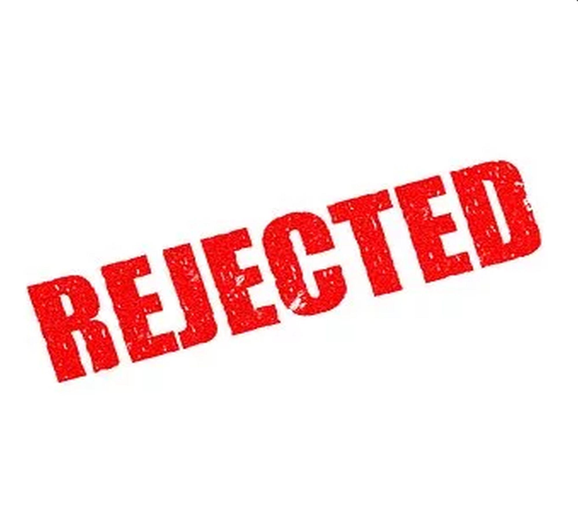 visa rejection 2