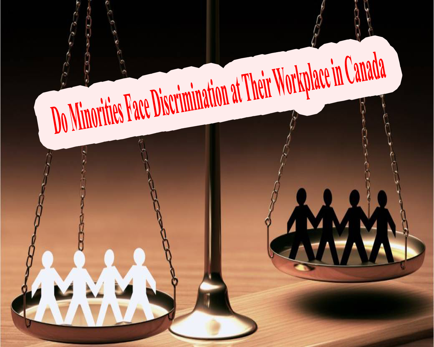 Do Minorities Face Discrimination at Their Workplace in Canada