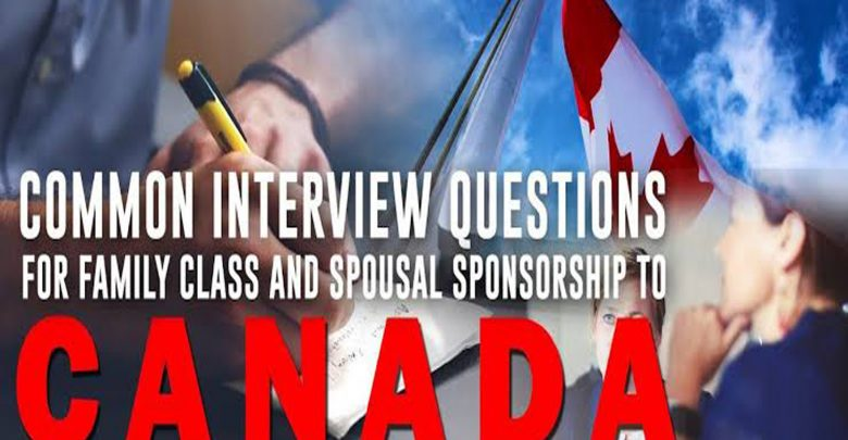 Interview Questions for Spousal Visa and Sponsorship