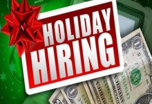 Seasonal Jobs Scam
