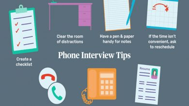 tips to clear the Telephone Interview in Canada