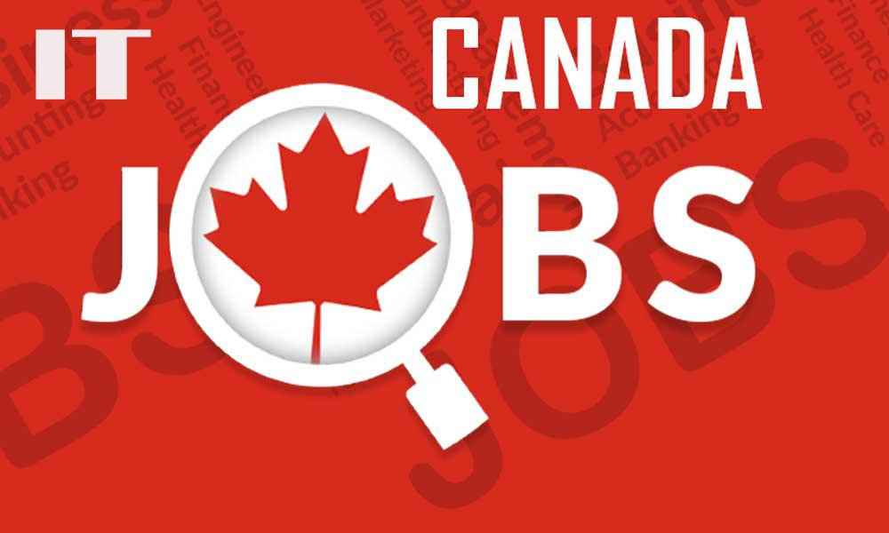 IT Jobs in Canada