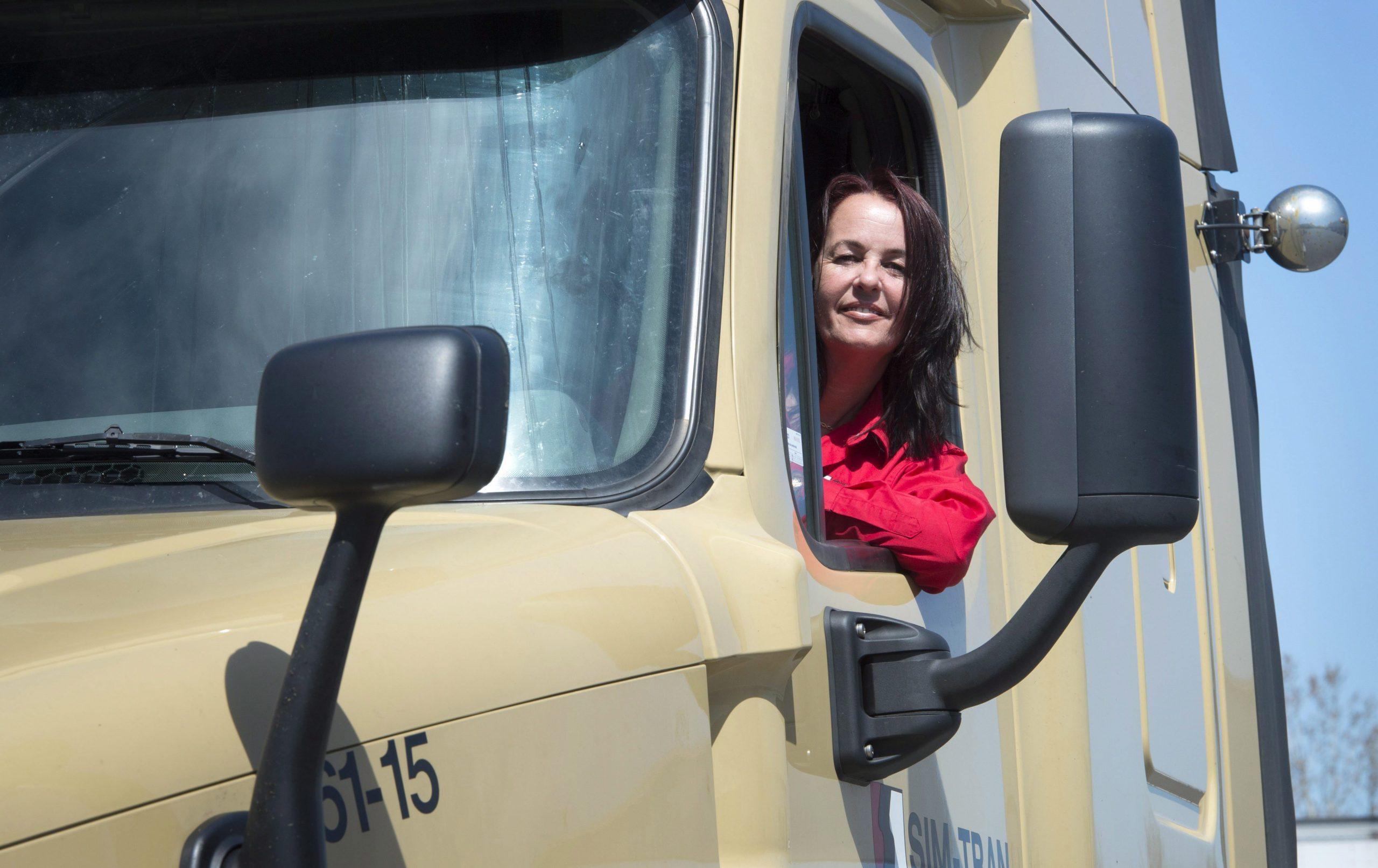 Truck Driver Earn in Canada 2