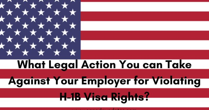 Violating H-1B Visa Rights 1