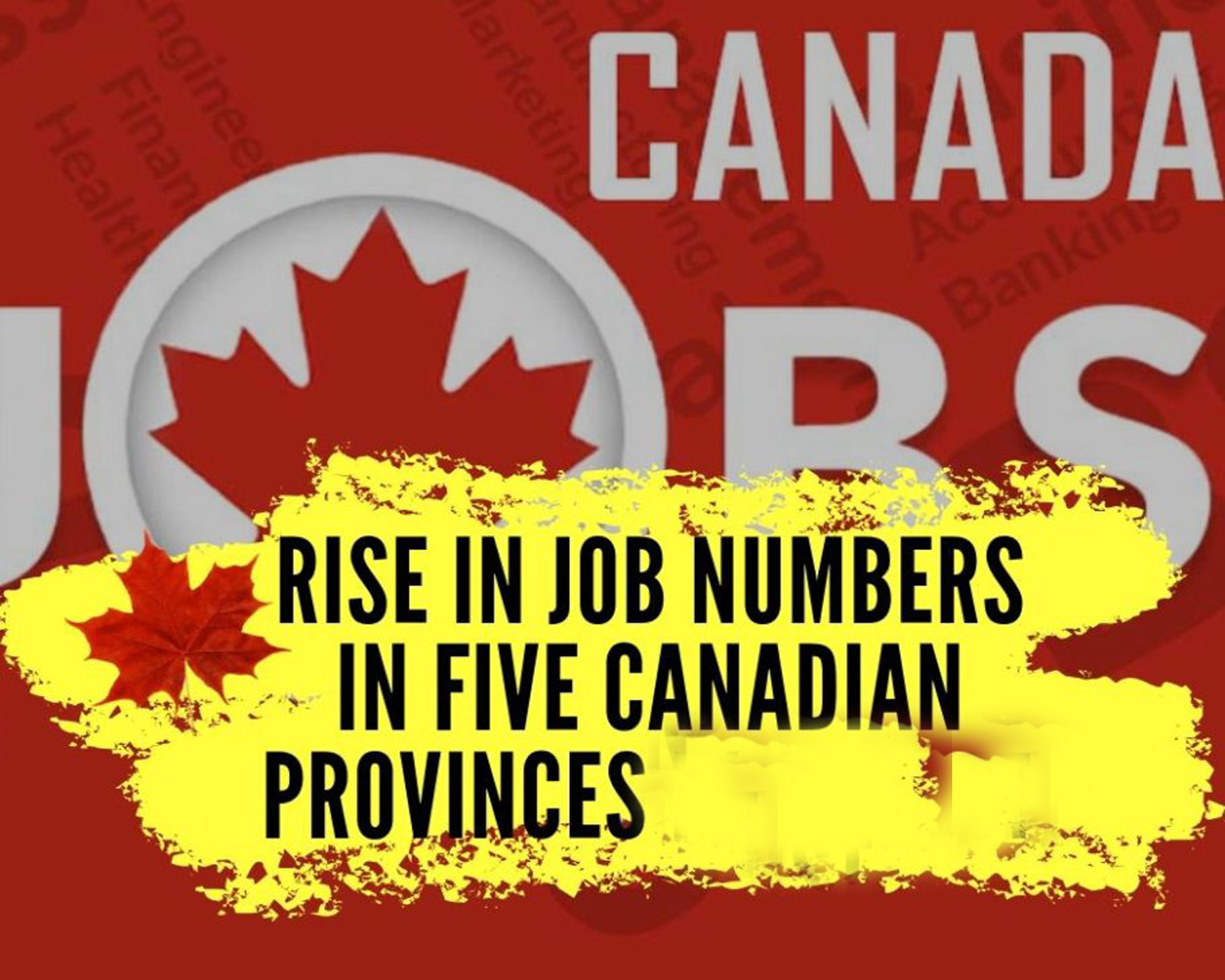 Job Opportunities in the Canadian Provinces