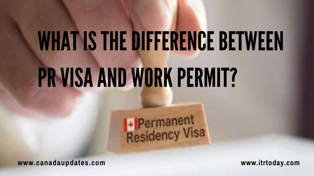 PR Visa and Work Permit 4