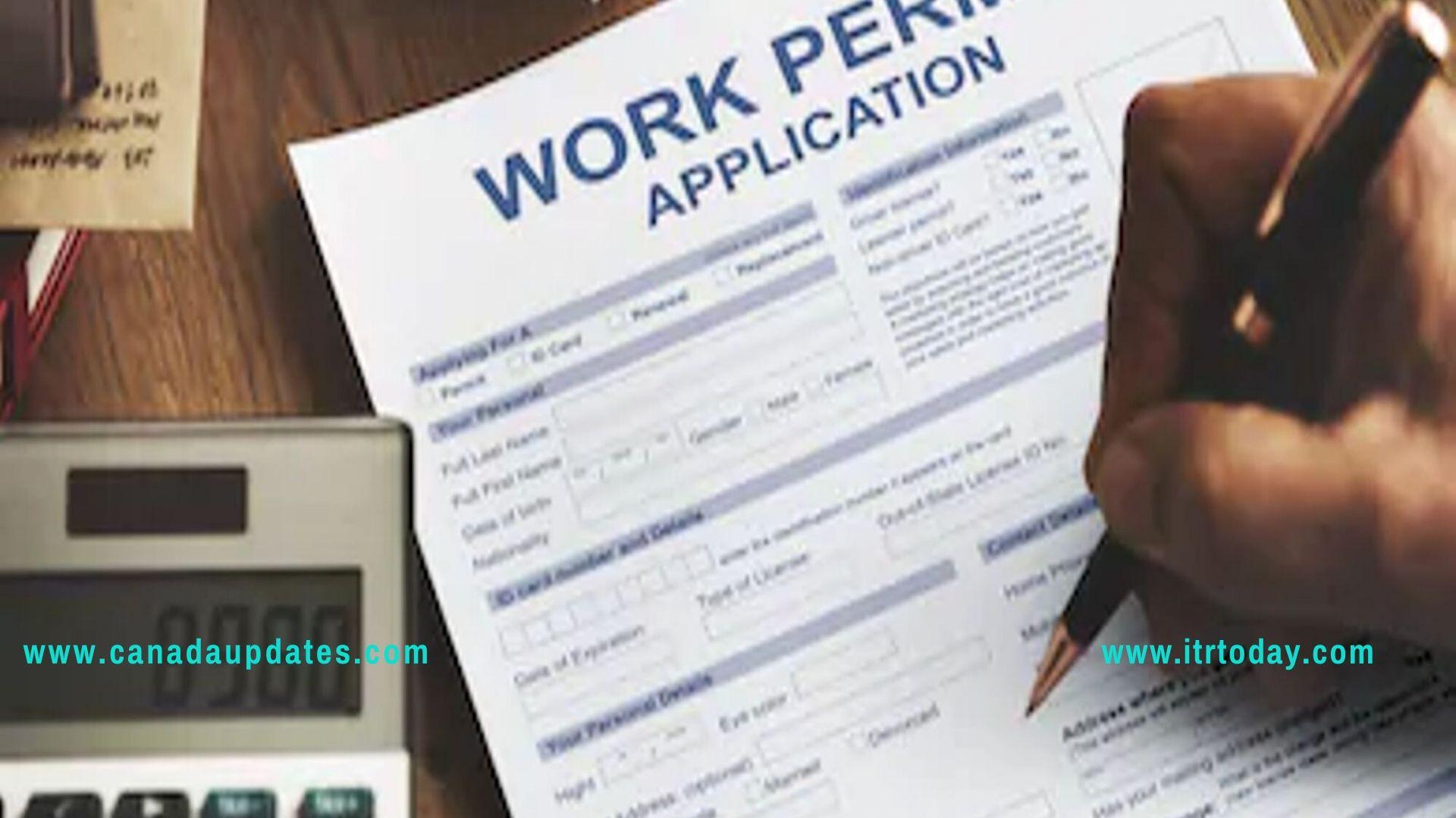 PR Visa and Work Permit 1