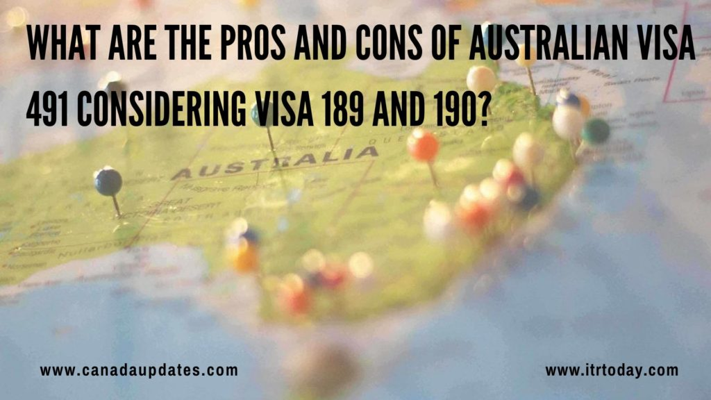 Pros and Cons of a Visa 491_3