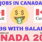 Most Promising Jobs in Canada with their Prevailing Salaries