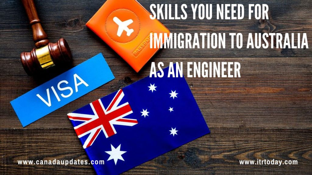 Immigration to Australia as an Engineer 1