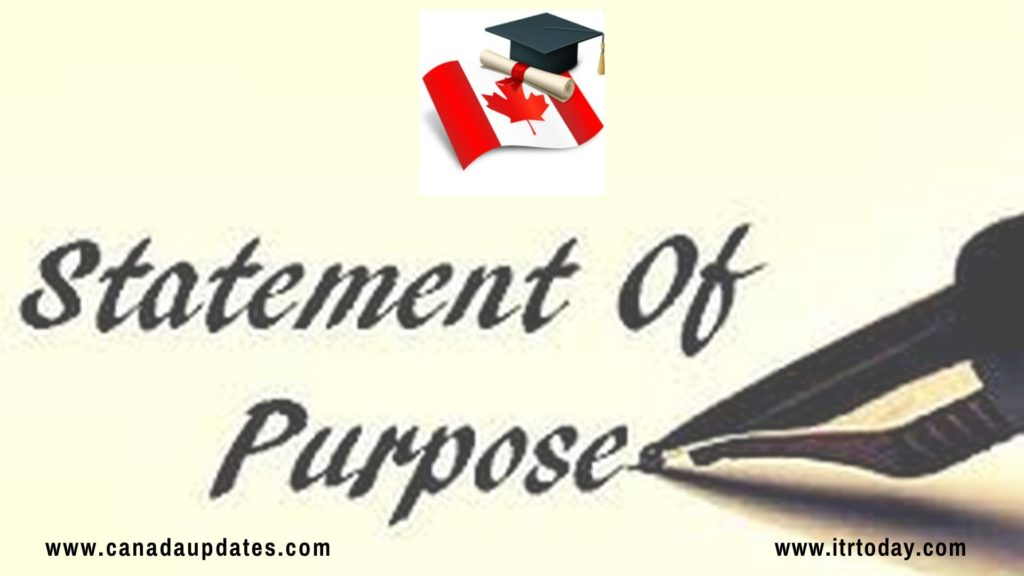 SOP study visa canada1