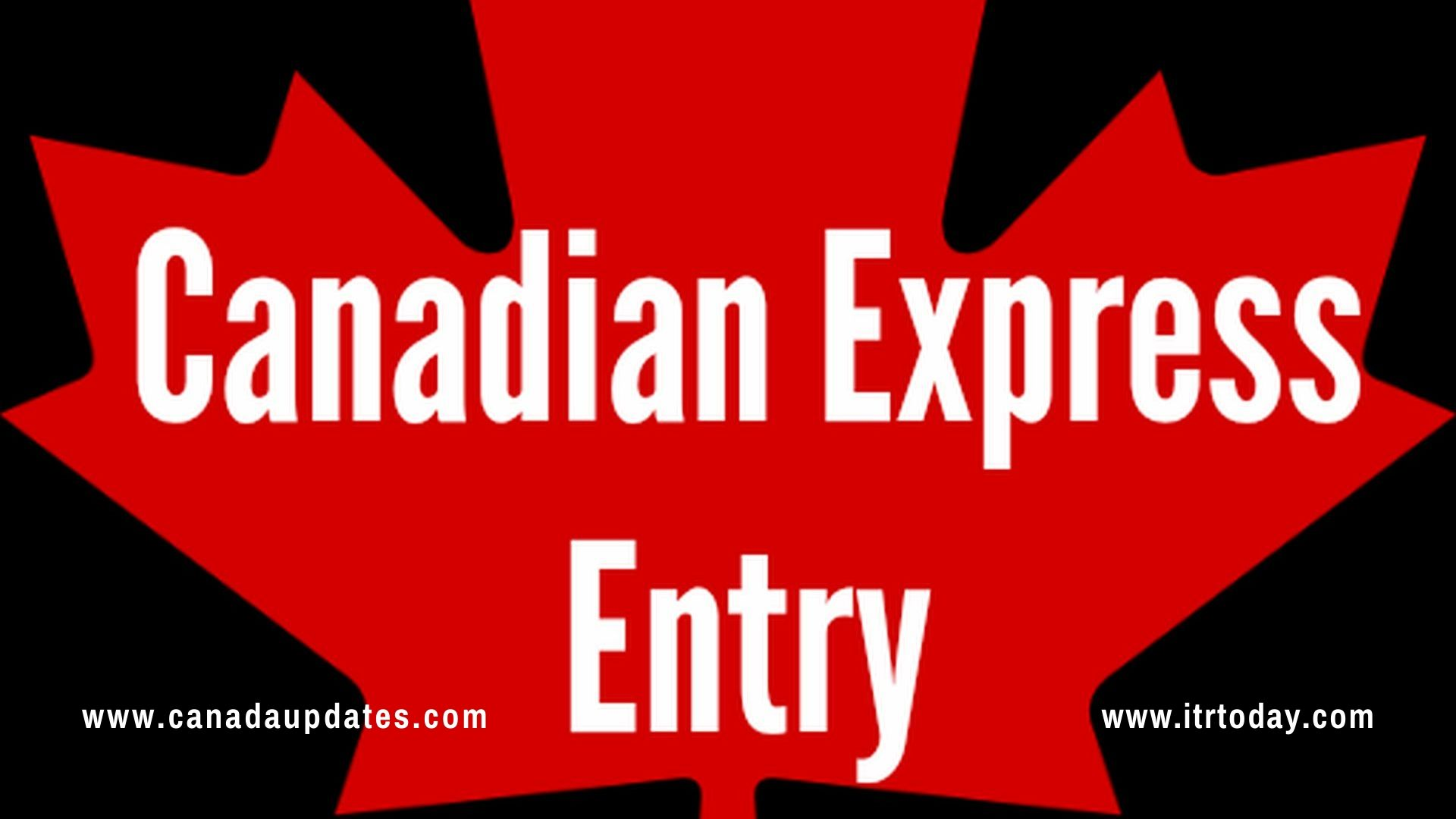 Immigrating to Canada Using Express Entry1