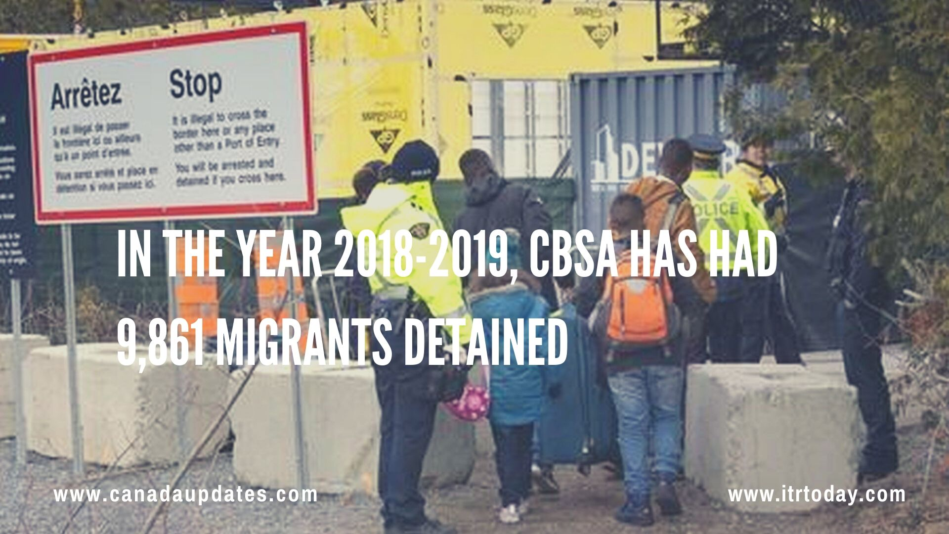 Terrible Record of Locking Up Migrants in Canada2