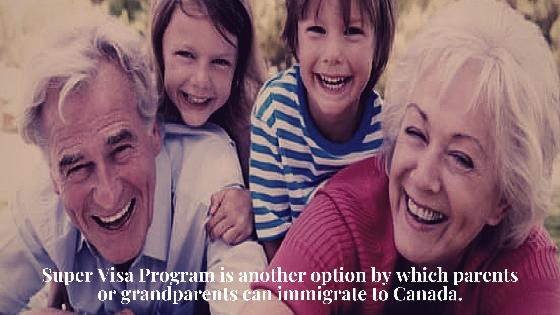 Process of Migrating Parents to Canada 2