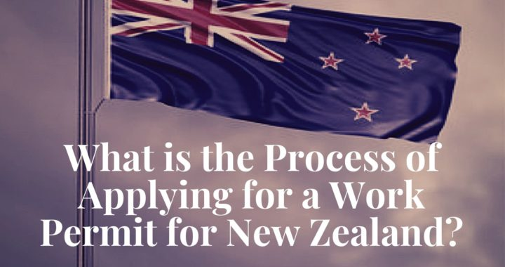 Work Permit for New Zealand 1