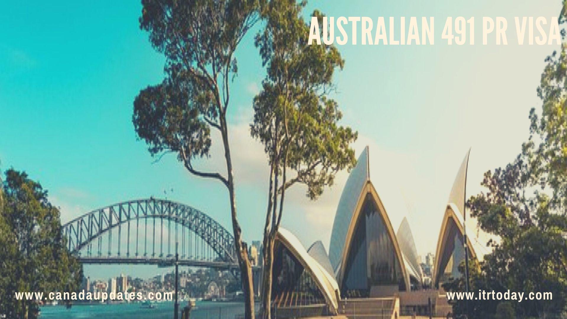 Australian 491 PR Visa 4