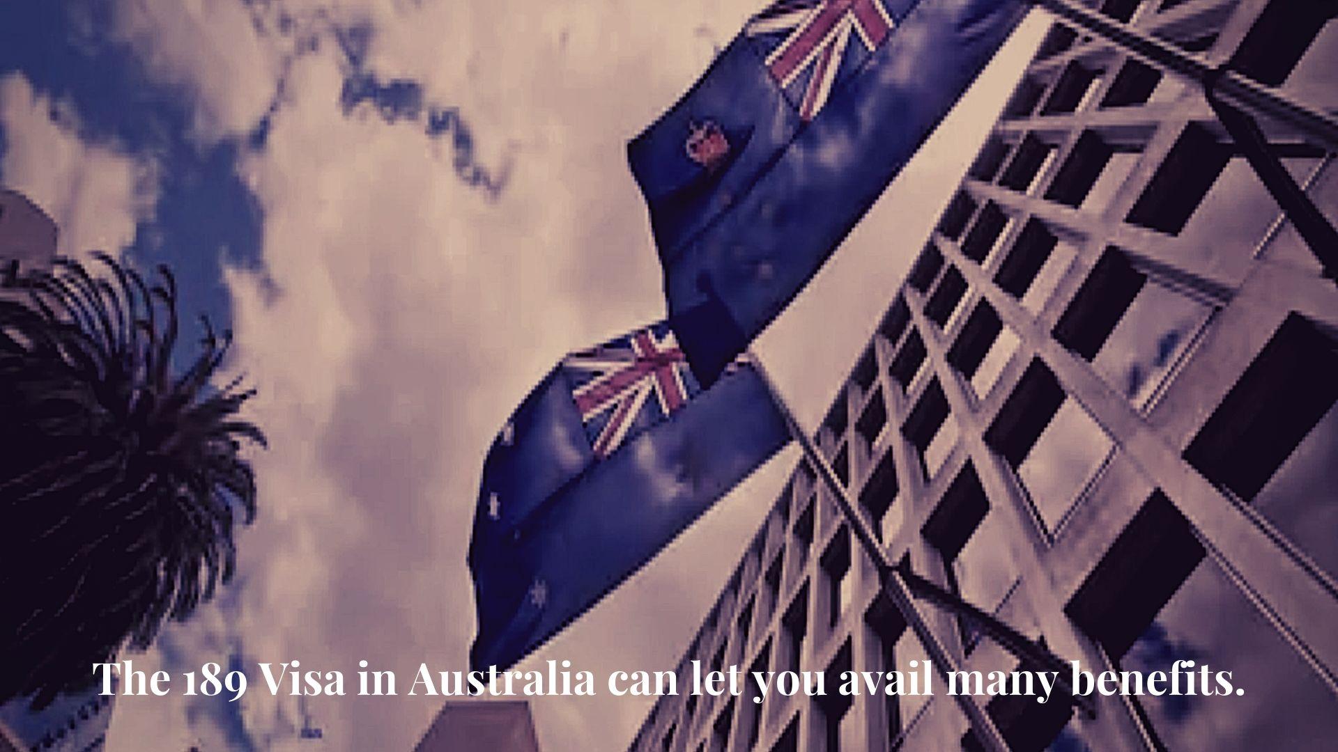 Process for 189 Visa for Australia 2