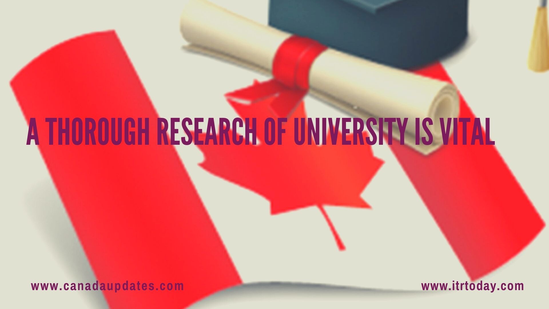 Applying for Admission to Canadian University for Studying2