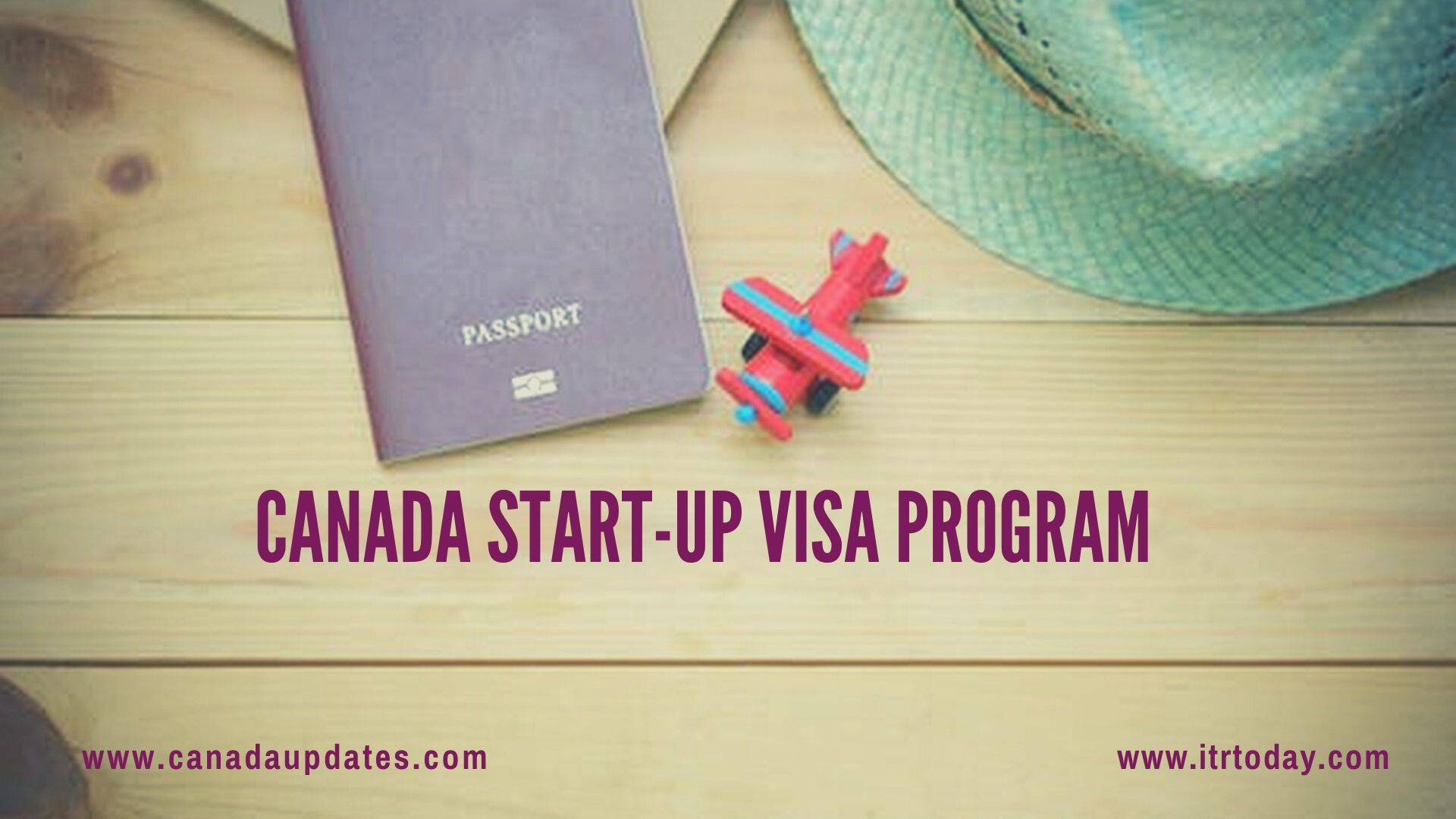 Canada Start-Up Visa Program 1