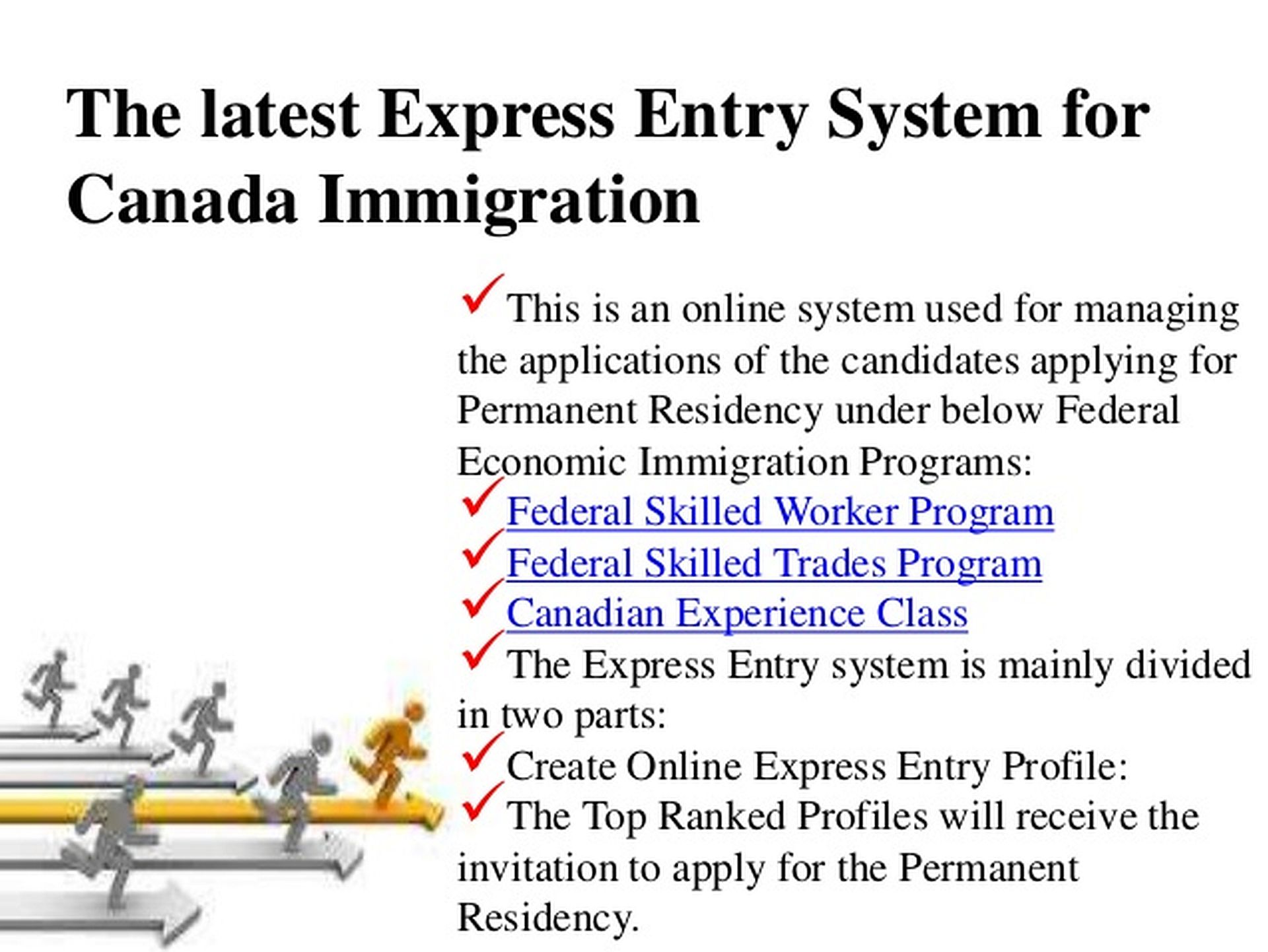 Immigrating to Canada Using Express Entry4