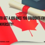 Is It Easier to Get a Job Once You Graduate from a Canadian University?