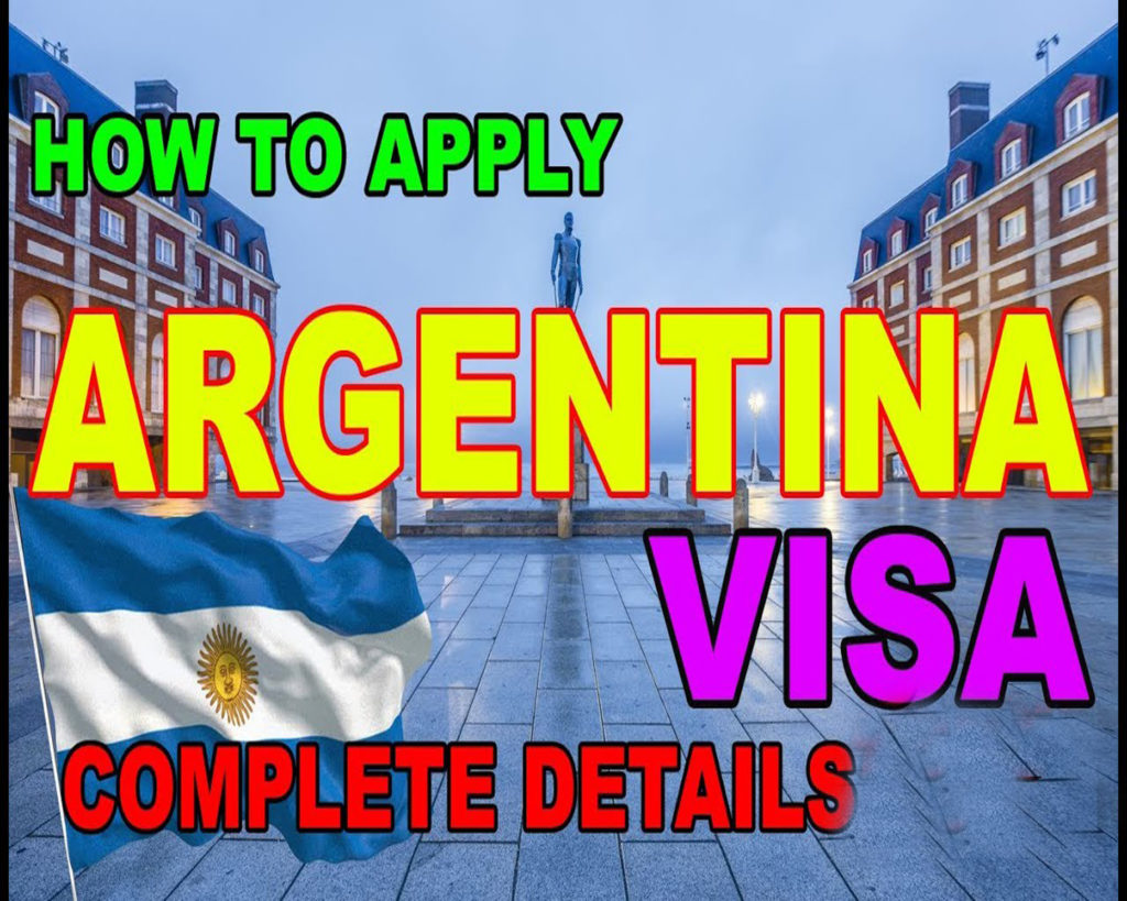 Argentina Visit Visa
