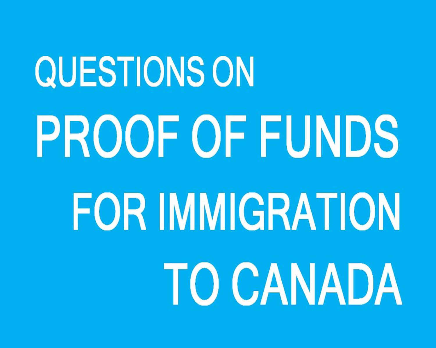 source of funding can be shown for applying Study Visa for Canada?