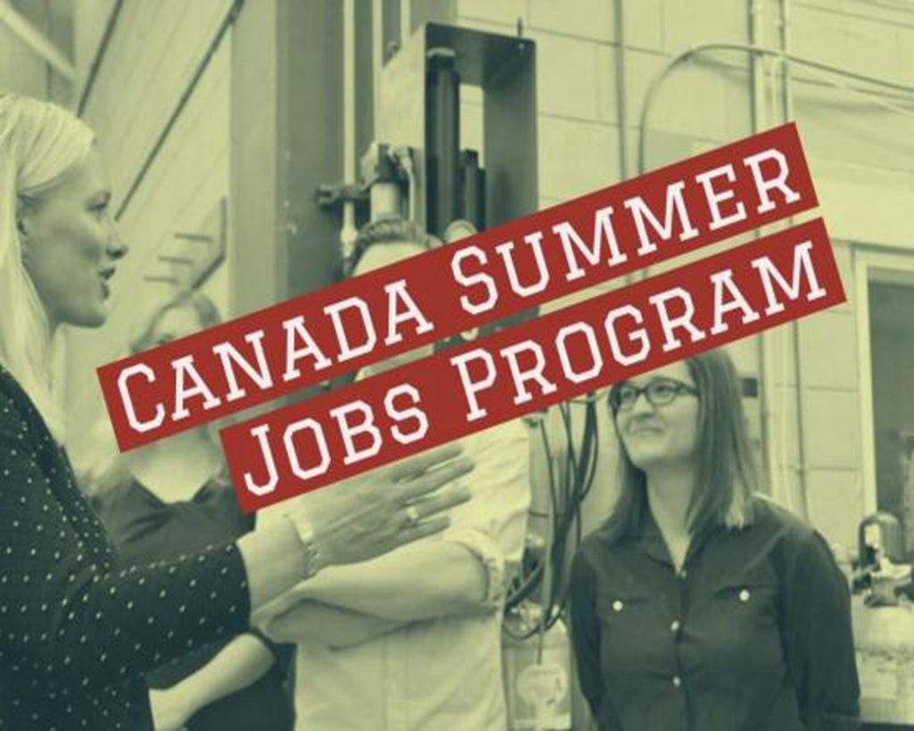 Canada Summer Jobs 2020