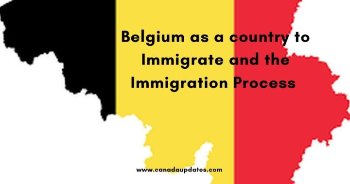 Belgium as a country to Immigrate 1