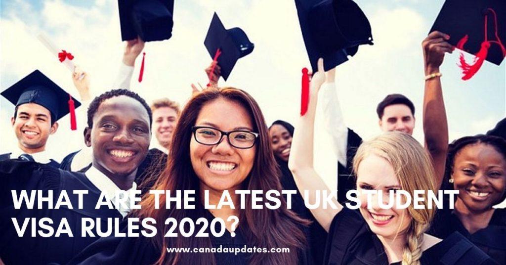 UK Student Visa Rules 1