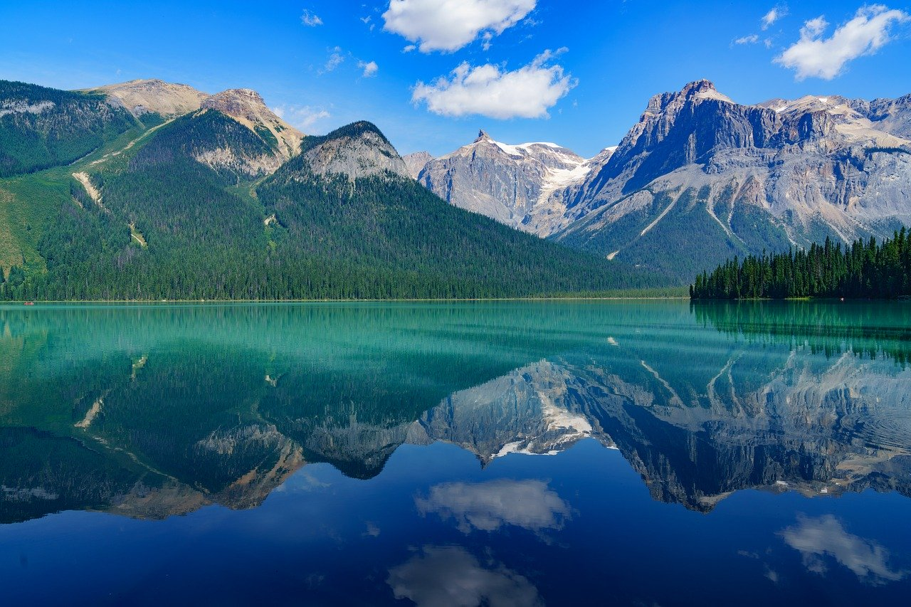 10 most scenic places in Canada