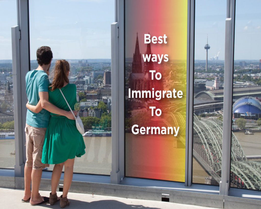 Immigrating to Germany?