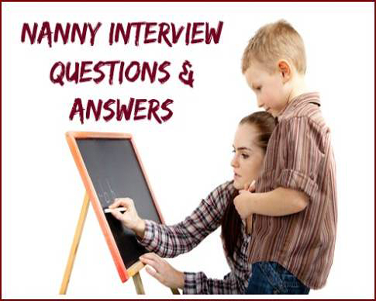 Nanny Interview for Canada's Work Permit?
