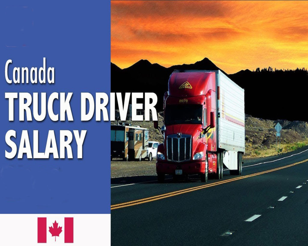Work as a Truck Driver in Ontario