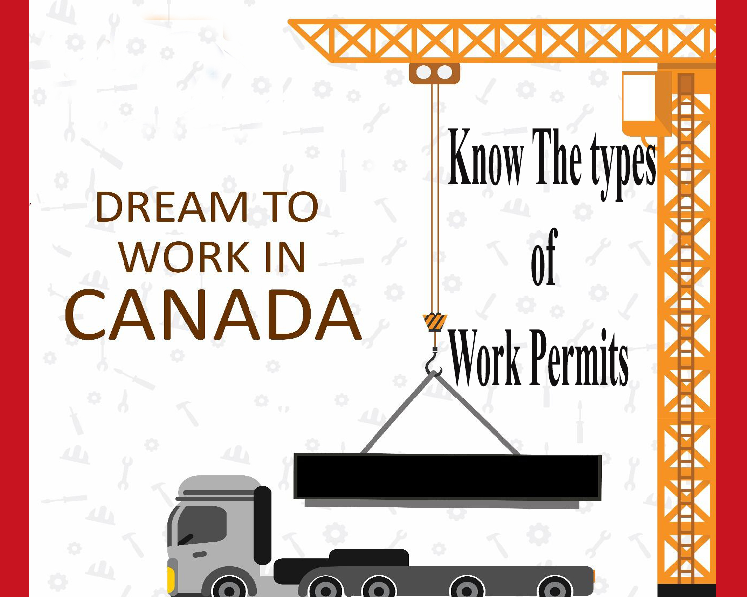 All About Open Work Permit for Your Spouse in Canada