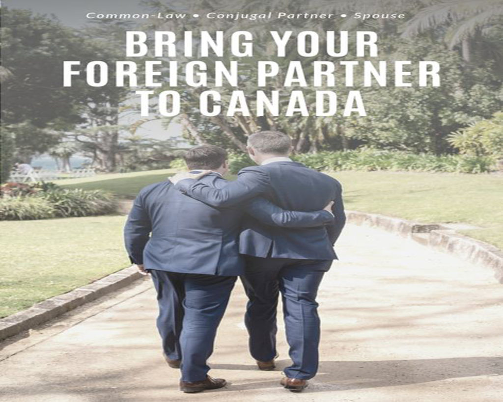 Ways for Your Foreign Partner to Join You in Canada