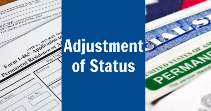 How Can Adjustment of Status Help Spouses of U.S. Citizens With Overstay Visa?