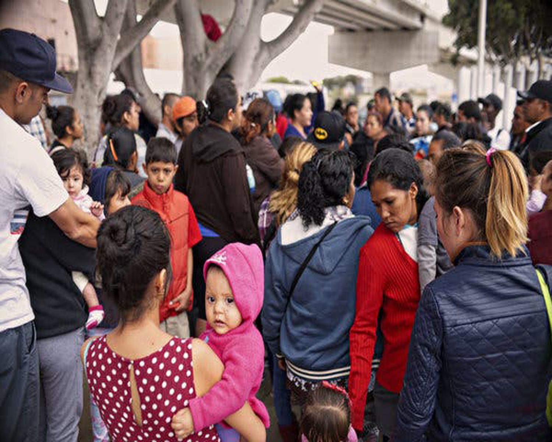 Migrant Parents prefer Detention over Children's Release